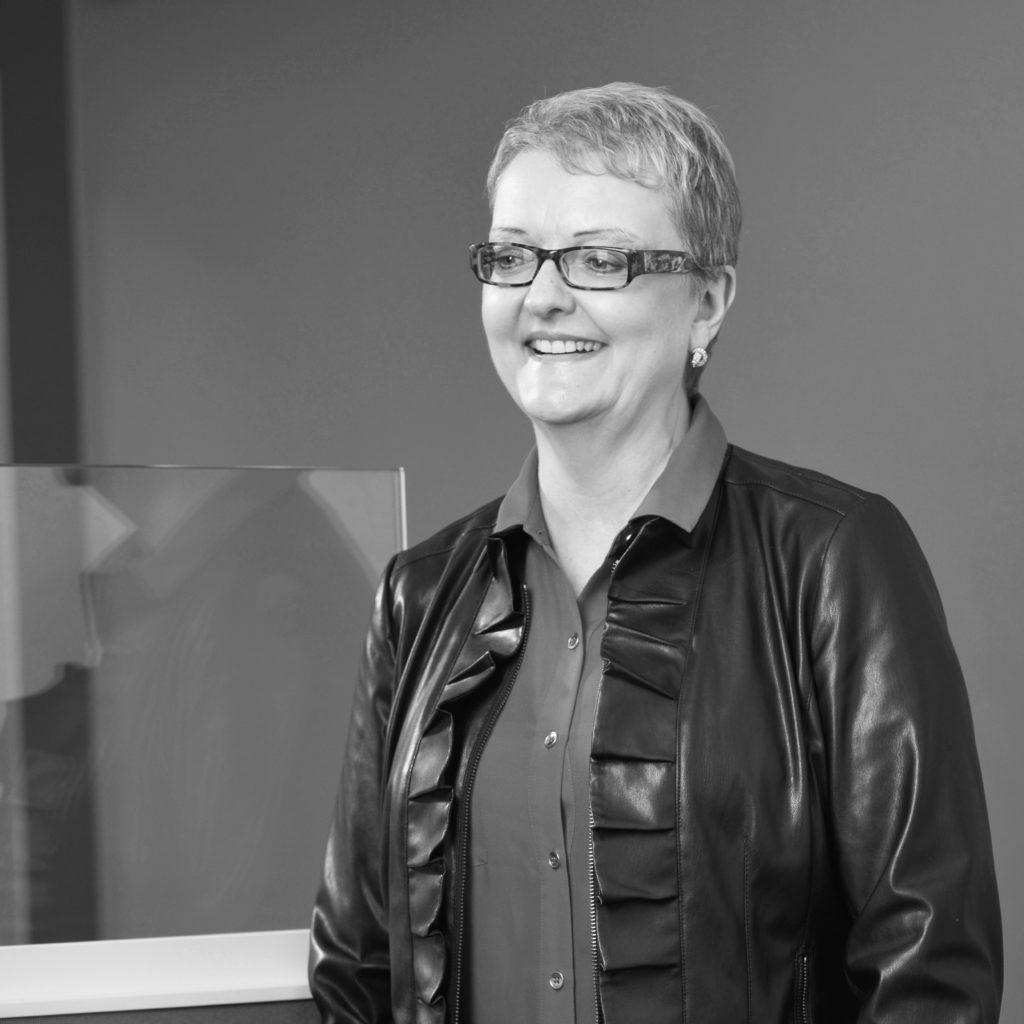 Mary-Lynn Charlton of Martin Charlton Communications